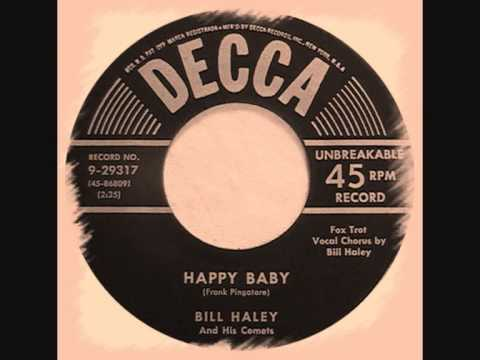 Bill Haley & The Comets - Happy Baby