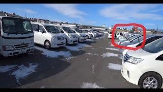 Что скрывает авто с пробегом из Японии?! Авторынок Владивостока, Зелёный угол?! бу авто из Японии