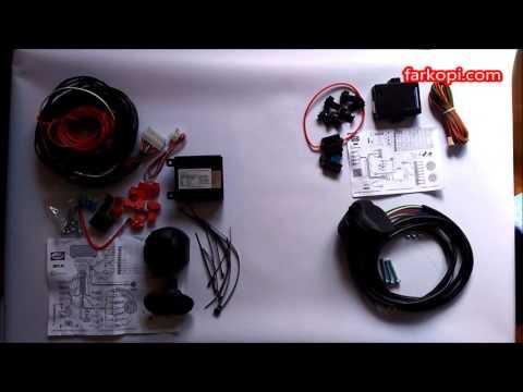 Модуль согласования фаркопа