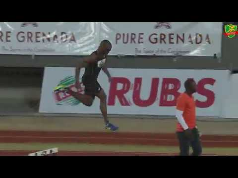 Men's Long Jump - 2017 Grenada Invitational