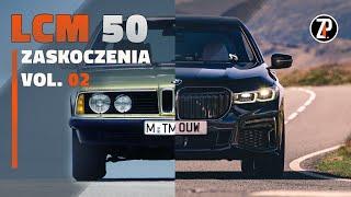 Co to z tymi nerkami w BMW 7... a może to już NOCHAL?! + DODGE i LEXUS | LCM50