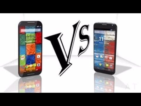 Motorola Moto X(2nd Gen.) Vs Motorola Moto X (1st Gen.)