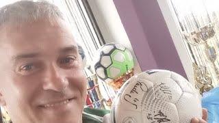 Cz9-Bałagan Kolekcjonera 02.10.2019 - Album Manchester United- Piłka z Autografami Śląska Wrocław