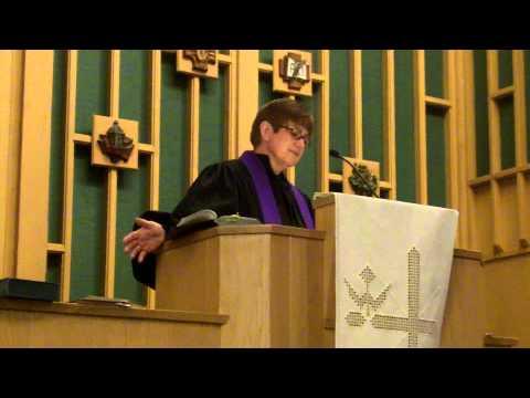 Robyn Weaver sermon at Glen Avon 3.17.13