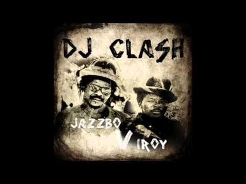 DJ Clash - Jazzbo Vs I Roy (Full Album)