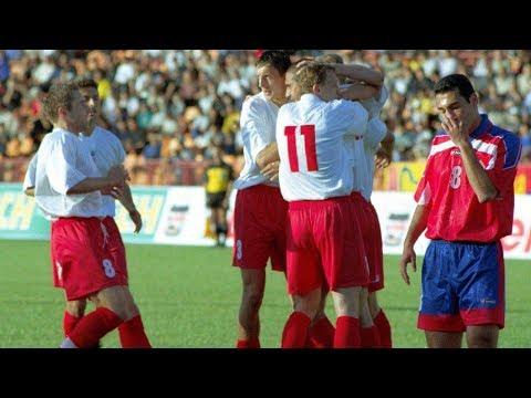 Retro TVP Sport: Armenia – Polska 1:1 (2001)