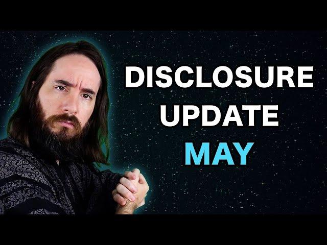 UFO Disclosure Update: May 2021