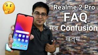 Realme 2 Pro FAQ I सब Confusion खत्म  Realme 2 Pro Vs Motorola One Power..?? Hindi