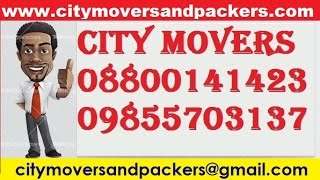 Call  @ 08800141423 City Packers And Movers in Jabalpur Cantt