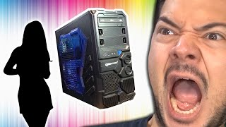 Girlfriend needs a new computer NOW (it's bad)