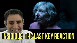 Insidious: The Last Key Reaction Video