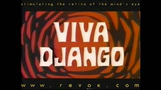 VIVA DJANGO (1968) Trailer for spaghetti sequel with Terence Hill aka PREPARATI LA BARA!