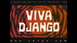VIVA DJANGO (1968) Trailer for spaghetti sequel with Terence Hill aka PREPARATI LA BARA!
