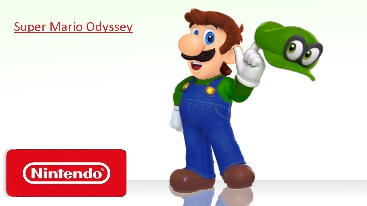 How To Unlock Luigi In Super Mario Odyssey!!! *NOT CLICKBAIT* 100% REAL