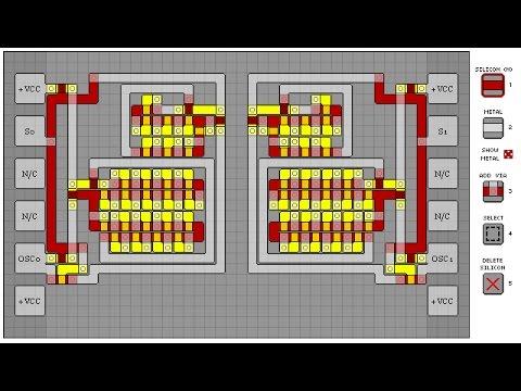Level 8 | KOHCTPYKTOP Clip | Dual Frequency Oscillator
