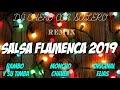 SALSA FLAMENCA 2019 - REMIX - MONCHO CHAVEA - ORIGINAL ELIAS - RAMBO - DJ CHEKO CON SALERO