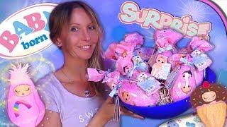 BABY BORN SURPRISE Display 👶 Kleine Babypuppen zu Ostern zum Sammeln 🐣 Spielzeug Film 💖