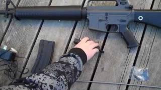 JG M16A2 Assault rifle review
