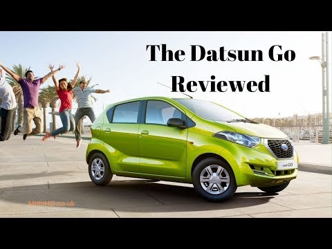 The Datsun Go Reviewed  Moto HQ