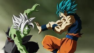Dragon Ball Super「AMV」- Skillet - I Want To Live