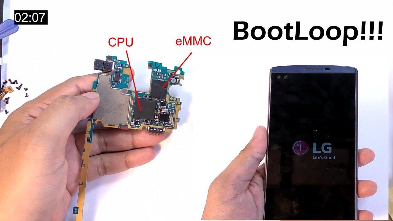 Cara Mengatasi LG V10 Bootloop + Mencegah Overheat (juga bisa utk G4)