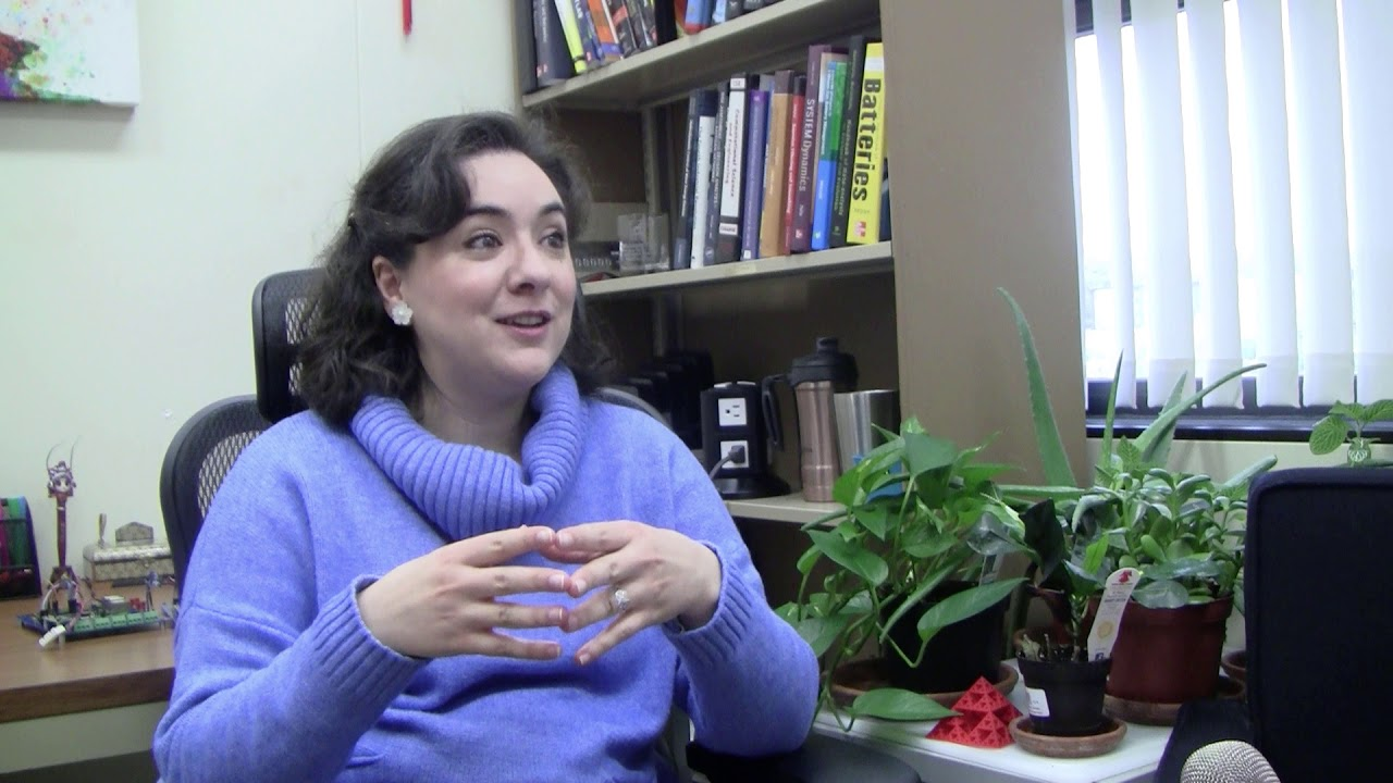 Preview image for Energy Storage - Interview with Dr. Lucia Gauchia video