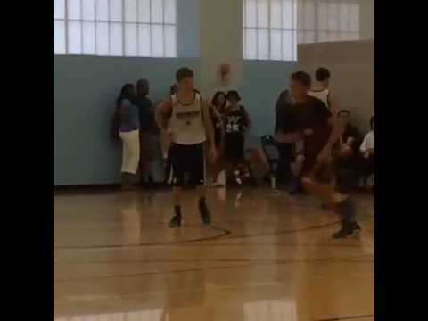 Anthony Whitis - Arlington Basketball Tournament- UC San Diego