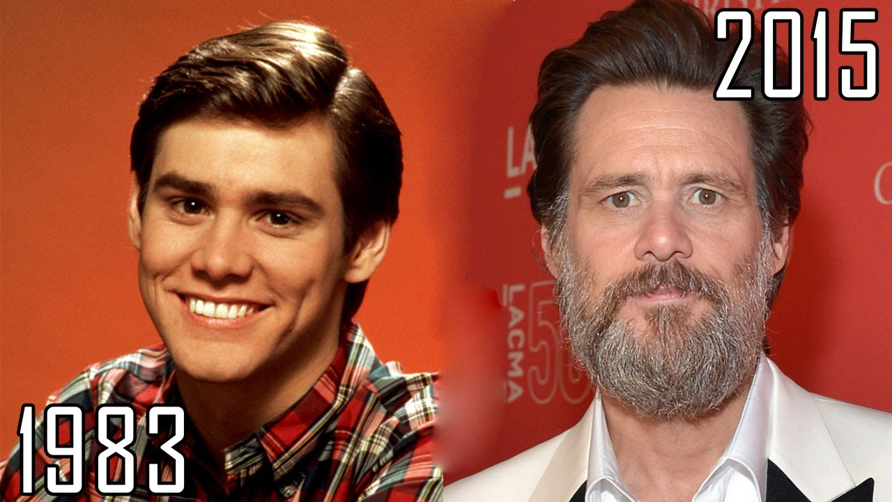 Jim Carrey (1983-2015) all movies list from 1983! How much ...