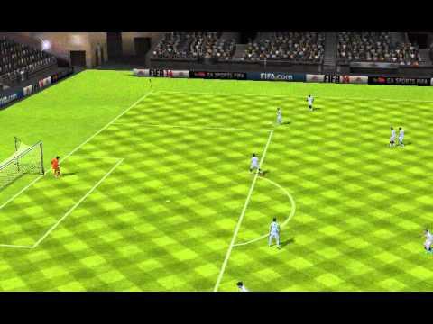 FIFA 14 Android - Vila Mara FC VS PAOK