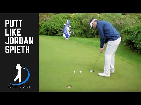 Putt like Jordan Spieth: The Science Behind the Method!