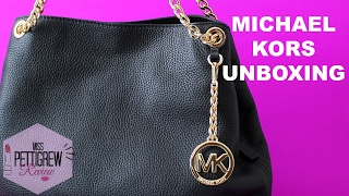 MICHAEL Michael Kors Newbury Medium Chain Shoulder Tote SKU:8954697