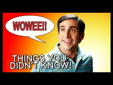 7 Things You (Probably) Didn't Know About The 40-Year-Old Virgin!