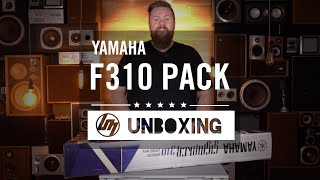 Yamaha F310 Gigmaker Kit Unboxing | Better Music