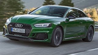 Audi RS5--All-new RS5