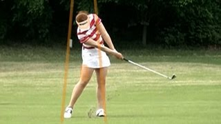 [Slow HD] CHUN In-Gee Iron Golf Swing (2)_KLPGA Tour