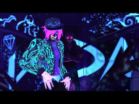 (Animation) K/DA - POP/STARS (ft Aruvn) | Male Ver. | League of Legends | +English Lyrics
