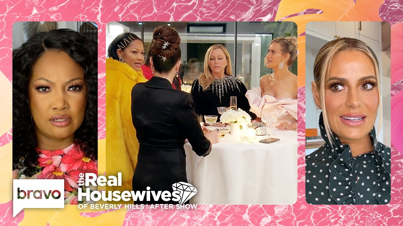 """Download Garcelle Beauvais Explains Why She Feels Like an """"Outsider""""   RHOBH After Show S11 E17"""