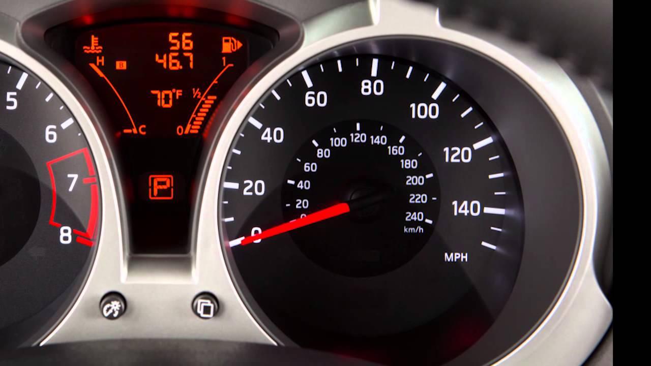 Nissan Juke Warning Lights
