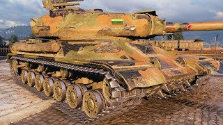 IS-4 - TIME TO PUSH - World of Tanks Gameplay