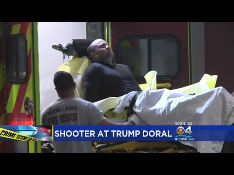 'He's A Nice Person': Friend Of Trump National Doral Gunman