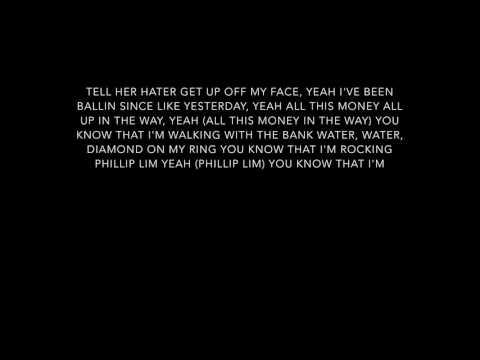 Steve Aoki ft Lil Uzi Vert- I've been ballin lyrics