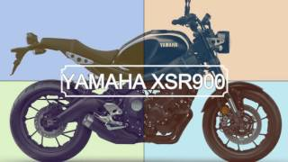 Wow !! Yamaha XSR900 Review