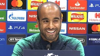 Download lagu Lucas Moura Full Pre Match Press Conference Tottenham v Ajax Chions League Semi Final MP3
