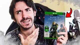 Halo Infinite genera muchas dudas... Buenas y malas noticias 🤔 Xbox Series X | S - Gameplay Campaña