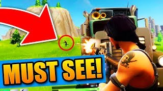 this NOOB TRAPS THEMSELVES so I RPG'd! (Fortnite: Battle Royale!)