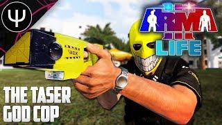 ARMA 3: Life Mod — The Taser GOD Cop!