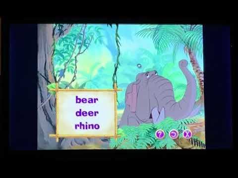 The Jungle Book Helping Colonel Hathi Remember Game