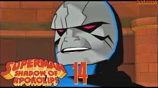 Superman - Shadow of Apokolips (GCN) walkthrough part 14 (ENDING)