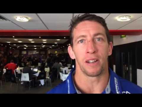 2016 Super League Grand Final: Kurt Gidley Interview