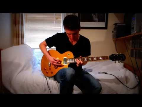 The Stumble - Freddie King/Peter Green Cover